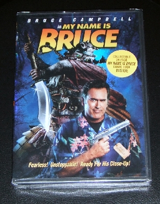 DVD: My Name Is Bruce